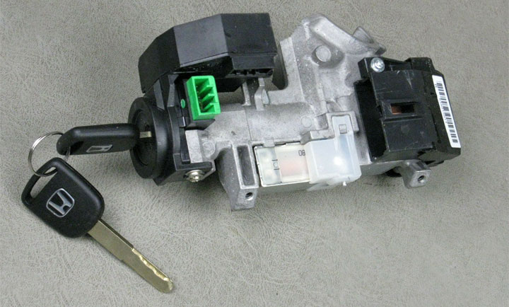 ignition switch replacement cost