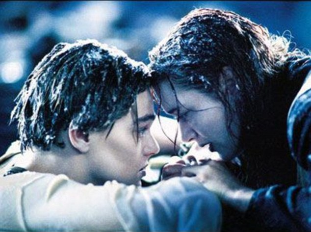 Did he really have to die? An internet meme which went viral points out that there was plenty of room for Jack (Leonardo DiCaprio) to climb on the raft with Rose (Kate Winslet) in the 1997 movie Titanic