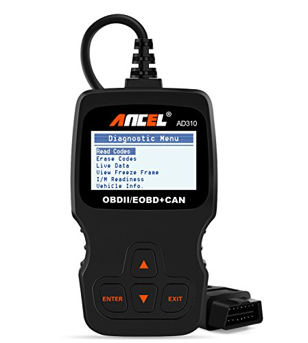ANCEL AD310 Classic Enhanced Universal Diagnostic Scan Tool