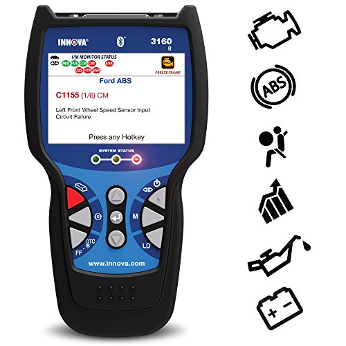 Innova Color Screen with Bluetooth 3160g Code Reader/Scan Tool