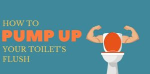 How to Pump Up Your Toilet